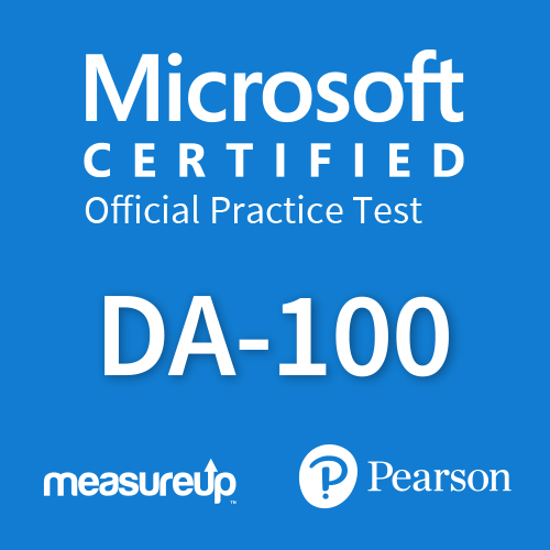 Microsoft Official Practice Test DA-100: Analyzing Data with Microsoft Power BI