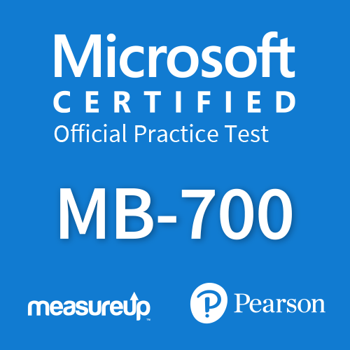 Microsoft Official Practice Test MB-700: Microsoft Dynamics 365 Finance and Operations Apps Solution Architect