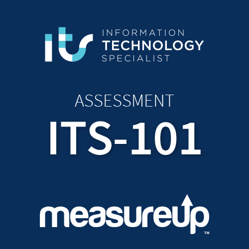Pearson VUE Assessment ITS-101: Networking