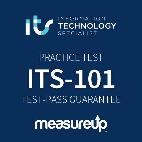 Pearson VUE Practice Test ITS-101: Networking