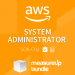 Bundle (SOA-C02): AWS Certified SysOps Administrator Practice Test and Virtual Lab