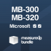 Bundle (MB-300, MB-320): Microsoft Certified Dynamics 365 Supply Chain Management, Manufacturing Functional Consultant Associate (Practice Tests)