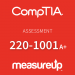 Assessment 220-1001: CompTIA A+ Core 1