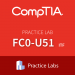 Practice Lab FC0-U51: CompTIA IT Fundamentals