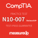 CompTIA Practice Test N10-007: CompTIA Network+