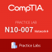 Practice Lab N10-007: CompTIA Network+