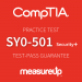 Practice Test CompTIA SY0-501: CompTIA Security+
