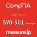 Assessment CompTIA SY0-501: CompTIA Security+