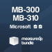 Bundle (MB-300, MB-310): Microsoft Certified Dynamics 365 Finance Functional Consultant Associate (Practice Tests)
