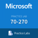 Practice Lab: Microsoft 70-270 Administering Microsoft Windows XP Professional