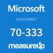 Assessment 70-333: Deploying Enterprise Voice with Skype for Business 2015