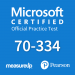 Microsoft Official Practice Test 70-334: Core Solutions of Microsoft Skype for Business 2015