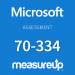 Assessment 70-334: Core Solutions of Microsoft Skype for Business 2015