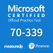 Microsoft Official Practice Test 70-339: Managing Microsoft SharePoint Server 2016
