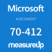 Assessment 70-412: Configuring Advanced Windows Server 2012 Services