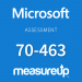 Assessment 70-463: Implementing a Data Warehouse with Microsoft SQL Server 2012