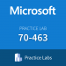 Practice Lab: Microsoft 70-463 Implementing a Data Warehouse with Microsoft SQL Server 2012