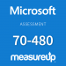 Assessment 70-480: Programming in HTML5 with JavaScript and CSS3