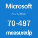Assessment 70-487: Developing Microsoft Azure and Web Services