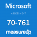Assessment 70-761: Microsoft Querying Data with Transact-SQL