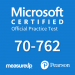 Microsoft Official Practice Test 70-762: Developing SQL Databases
