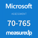 Assessment 70-765: Provisioning SQL Databases
