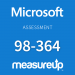 Assessment 98-364: Microsoft Database Administration Fundamentals