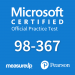 Microsoft Official Practice Test 98-367: Security Fundamentals
