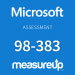 Assessment 98-383: Introduction to Programming Using HTML and CSS