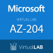 Virtual Lab AZ-204: Developing Solutions for Microsoft Azure Series