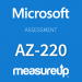 Assessment AZ-220: Microsoft IoT Developer