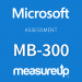 Assessment MB-300: Microsoft Dynamics 365: Core Finance and Operations
