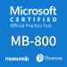 Microsoft Official Practice Test MB-800: Microsoft Dynamics 365 Business Central Functional Consultant
