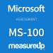 Assessment MS-100: Microsoft 365 Identity and Services