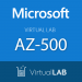 Virtual Lab AZ-500: Microsoft Azure Security Technologies Series