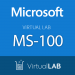 Virtual Lab MS-100: Microsoft 365 Identity and Services Series