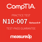 Practice Test CompTIA (N10-007): Network+