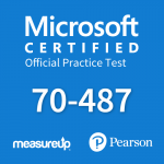 Microsoft Official Practice Test Azure 70-487: Developing Microsoft Azure and Web Services