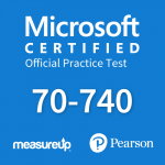 Microsoft Official Practice Test 70-740: Installation, Storage, and Compute with Windows Server 2016