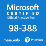 Microsoft Official Practice Test 98-388: Introduction to Programming using Java
