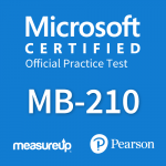 Microsoft Official Practice Test MB-210: Microsoft Dynamics 365 Sales