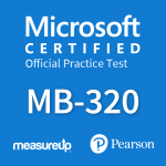 Microsoft Official Practice Test MB-320: Microsoft Dynamics 365 Supply Chain Management, Manufacturing