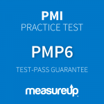 PMP Practice Test - Project Management Professional for PMBOK Guide Sixth Edition