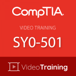 Video Training SY0-501: CompTIA Security+