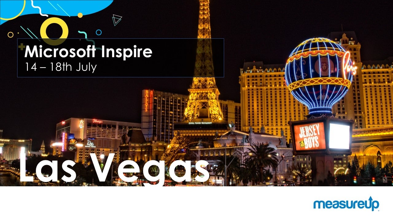 Media Interactiva takes part in Microsoft's flagship partner global event, held in Las Vegas