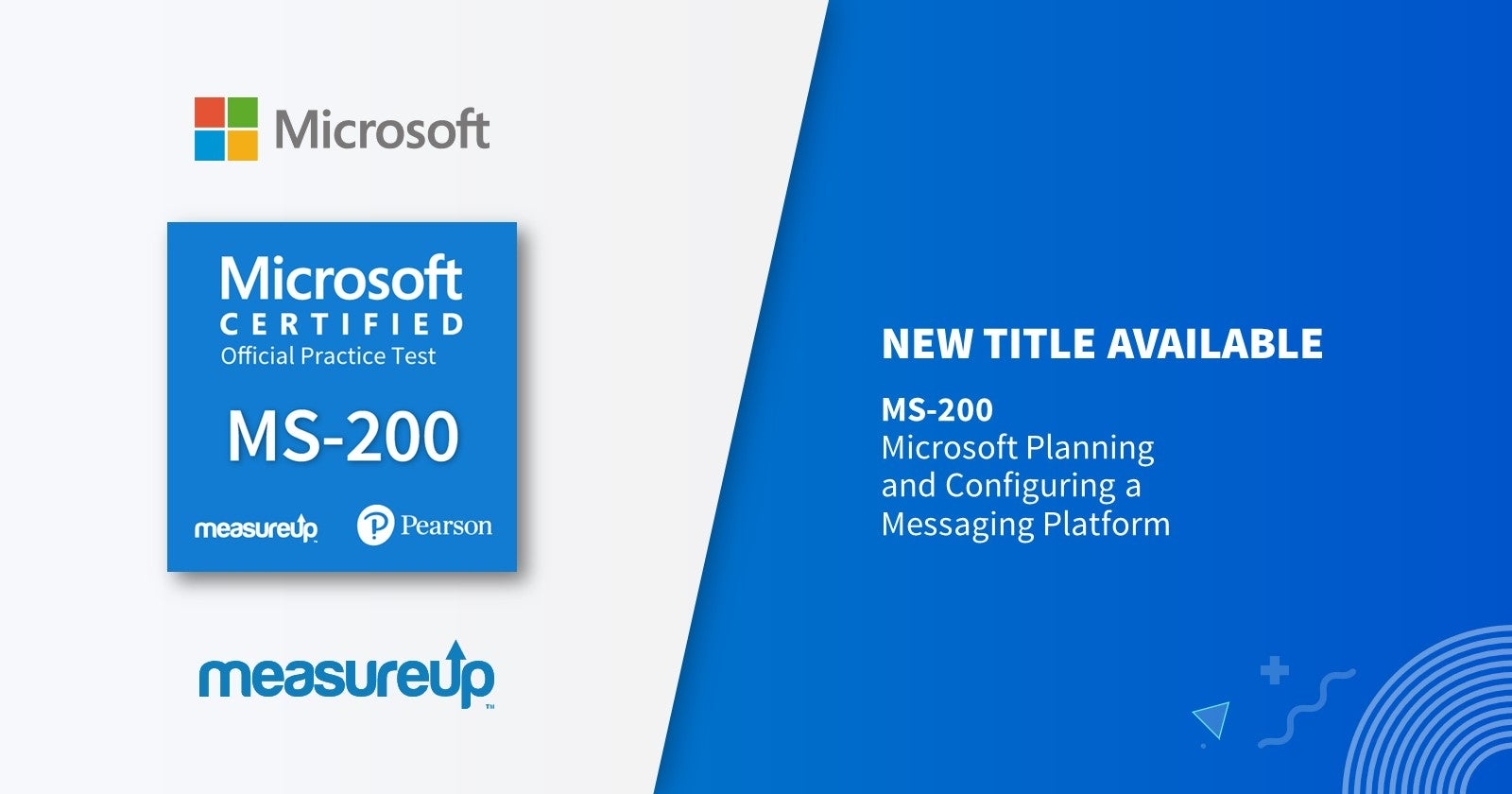 MS-200: Microsoft Planning and Configuring a Messaging Platform