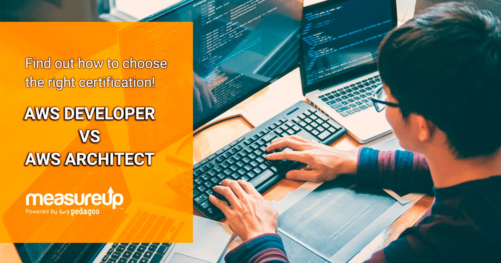 AWS Developer vs AWS Architect:  Which certification is right for you?