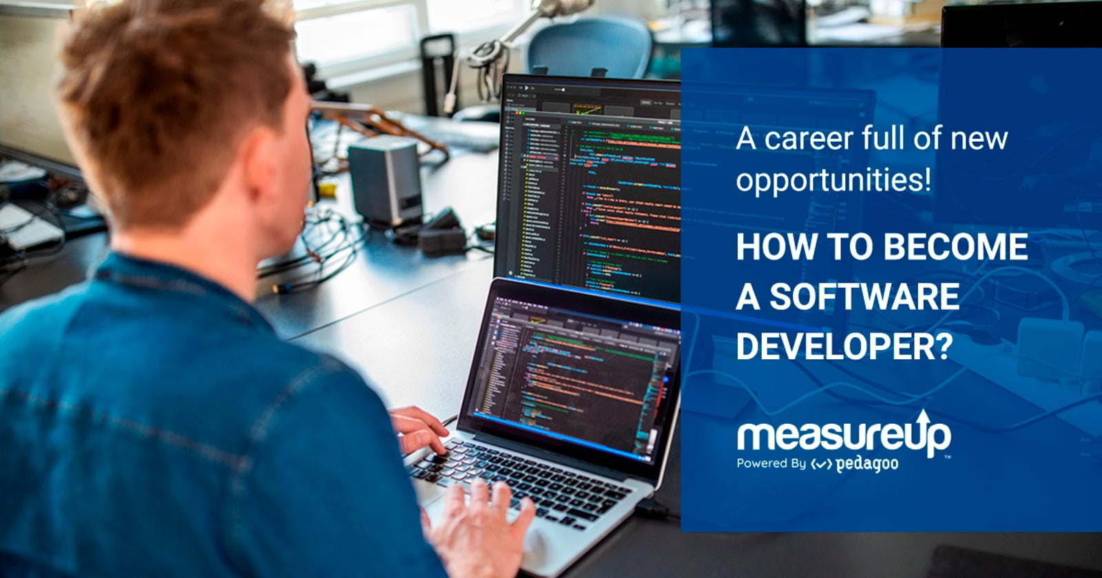 How to become a software developer in 2021?