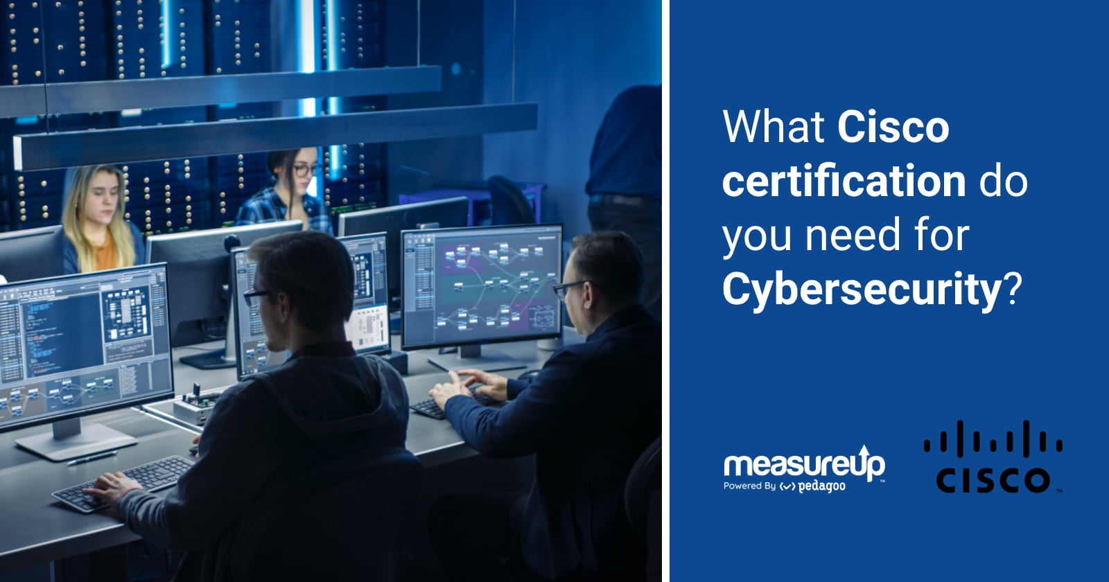 What Cisco certification do you need for Cybersecurity?