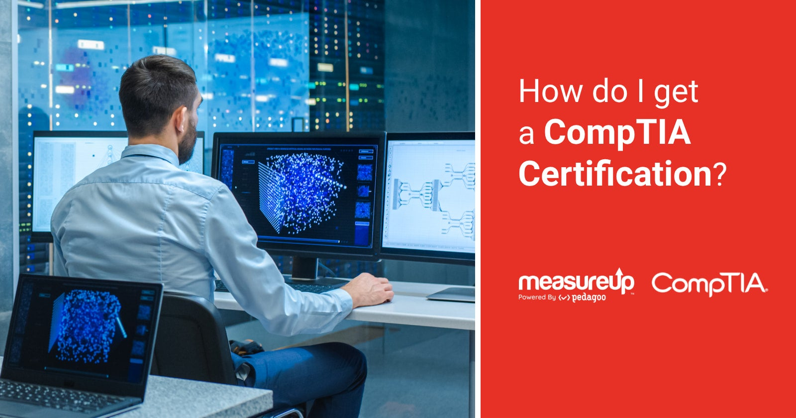 How Do I Get a CompTIA Certification?